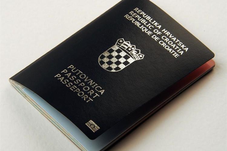 Ministarstvo Unutarnjih Poslova Republike Hrvatske Putovnica