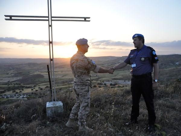 Radman na Cipru : Hrvatska želi ući u klub M7 Suradnja-UN-vojske-i-UN-policije-na-Cipru